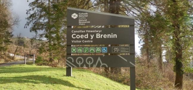 coed y brenin guide