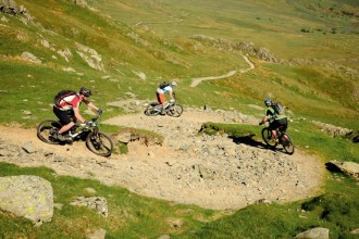 coniston mountain biking weekend